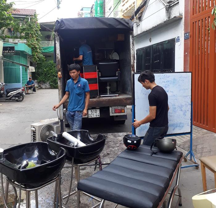 Dịch vụ chuyển nhà trọn gói quận 8 tại Sài Gòn Thành Công cung cấp. 